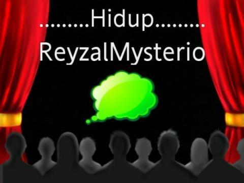 ReyzalMysterio's trademark logo