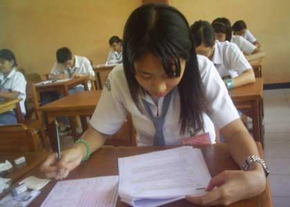 ujian nasional 2009
